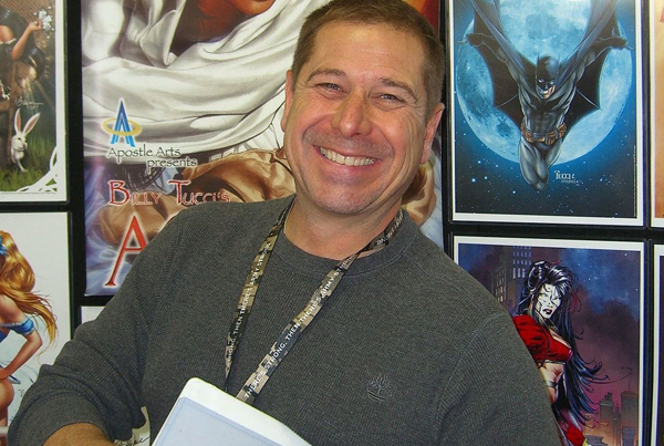 Shi artist Billy Tucci is coming to the Aloha State for Comic Con Honolulu