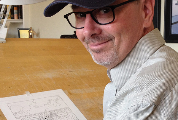 Legendary Comic Artist Terry Moore is coming to Oahu for Comic Con Honolulu